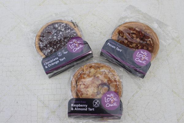 Gluten Free sweet mini tarts