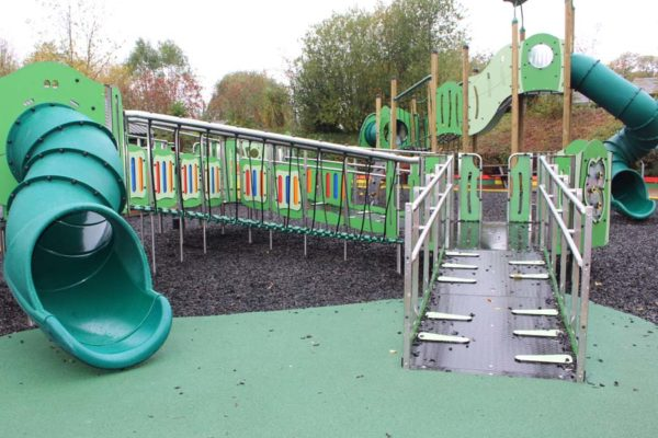 NEW Remi Brown Play Area includes fantastic facilities!