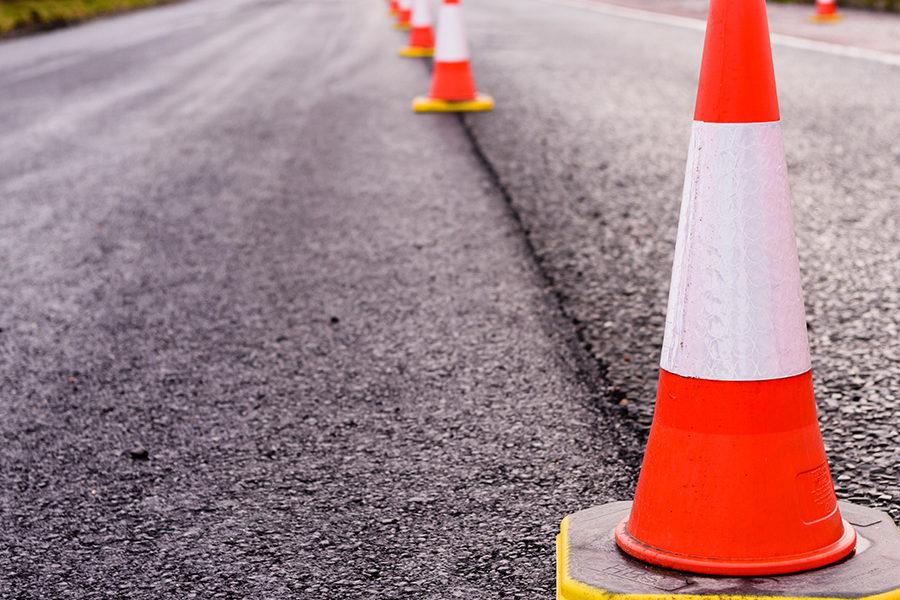 Road Improvements – Expect delays