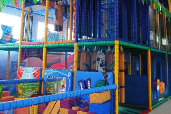 Status of Jungle Tumble Soft Play